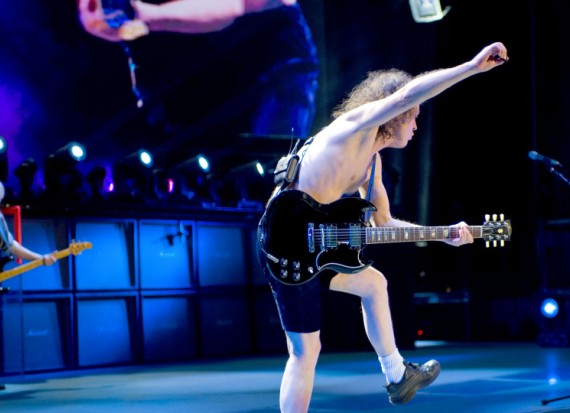AC/DC, Angus Young