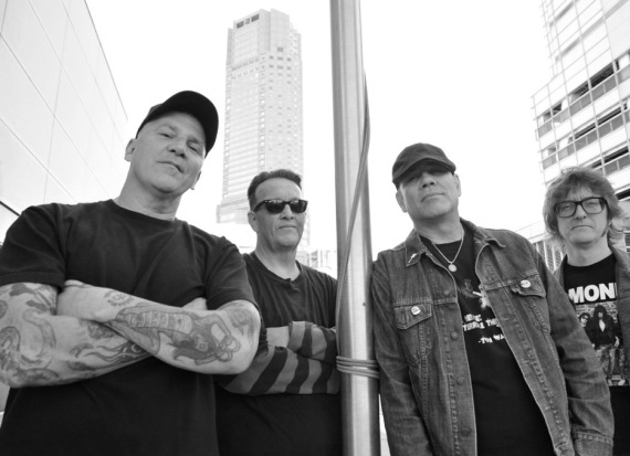 CJ Ramone and his Band
