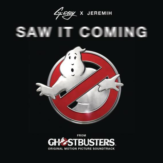 G-Eazy feat.Jeremih, Soundtrack Ghostbusters 2016, Cover