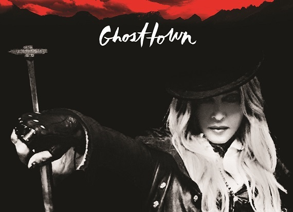 Madonna, Cover Ghosttown