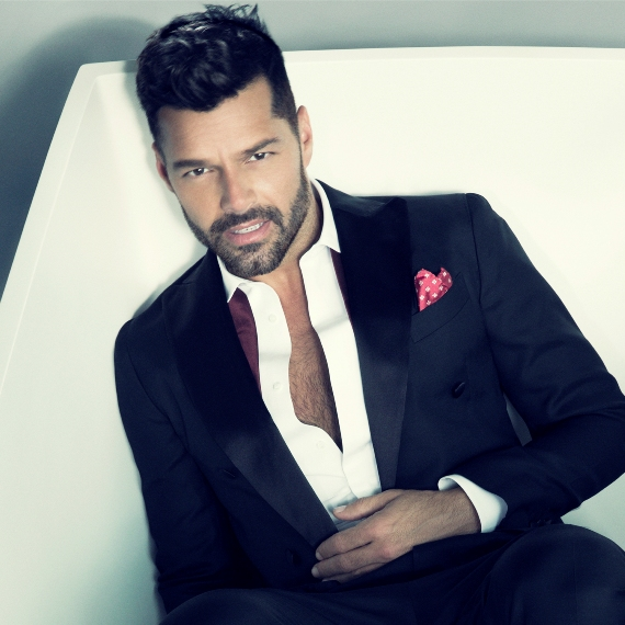 Ricky Martin, Approved Promo Photo, New and modified, 2016