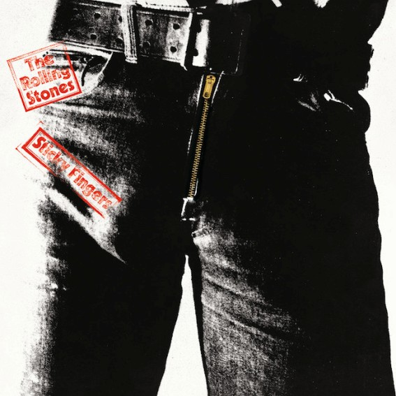Stones, Cover Sticky Fingers