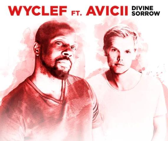 Wyclef Jean and Avicii on Cover