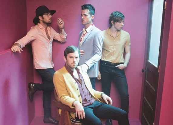 Kings Of Leon, pic 2016
