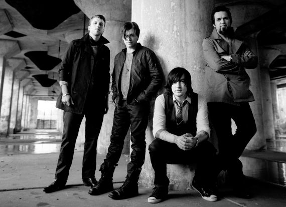 Three Days Grace, Hard-Rock Band, Brad Walst, Neil Sanderson, Barry Stock, Matt Walst